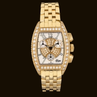 Tzar Gold Quartz Bracelet